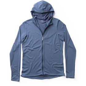 Houdini Phantom Houdi Jacket Men Sorrow Blue